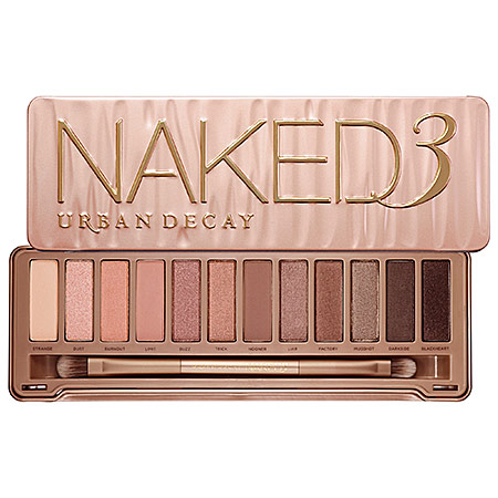 naked 3 by urban decay tommy beauty pro. Black Bedroom Furniture Sets. Home Design Ideas