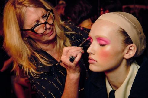 Makeup Artist: Val Garland