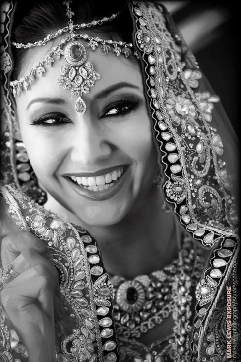 Glamour Indian Bridal Makeup by Tommy