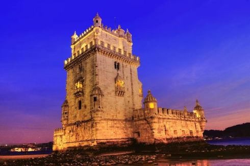 Belem-tower-in-Lisbon-Portugal