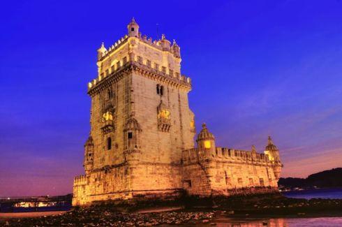 Belem-tower-in-Lisbon-Portugal