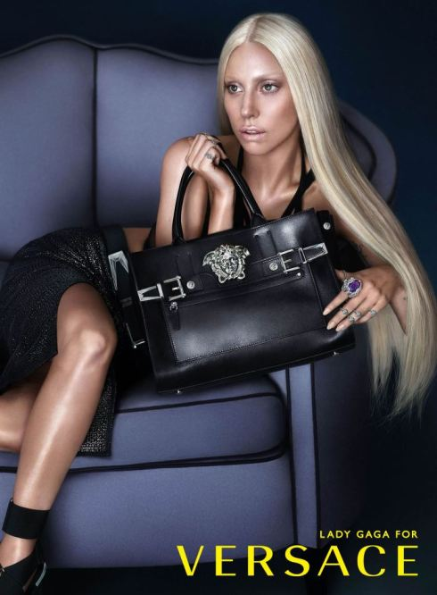 Lady Gaga for Versace 2014-02