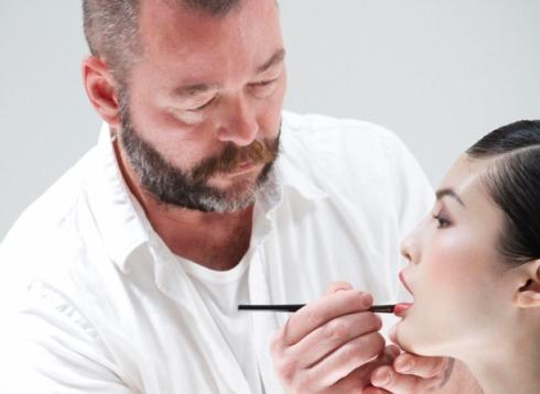 makeup artist Dick Page for Shiseido (2)