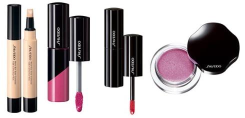 Shiseido Cosmetics 2014-02