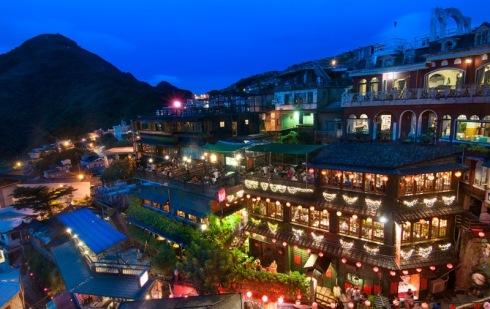 Taipei JioFeng Old Town