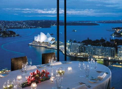 Altitude at Shangri-La,澳洲 (Sydney, Australia)