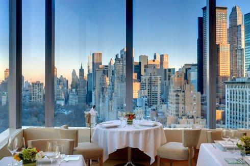 紐約文華東方酒店