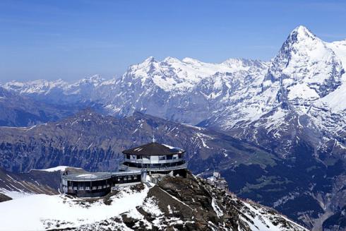 Piz Gloria,瑞士 Swiss