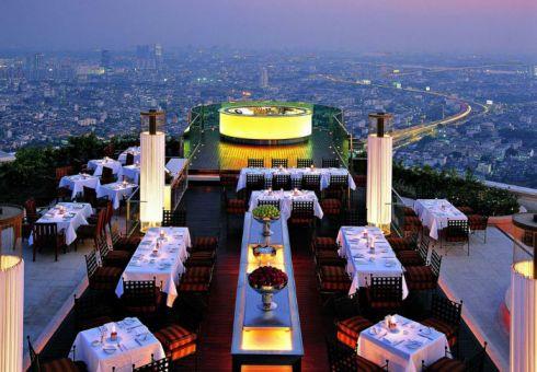 Sirocco in Bangkok, Thailand