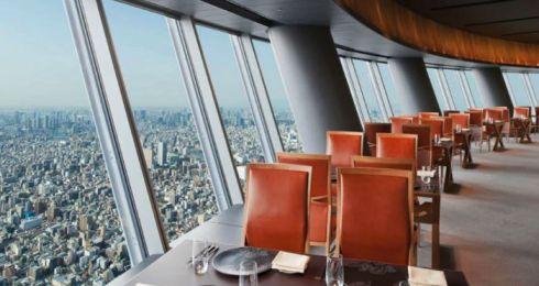 Sky Restaurant 634,日本 (Japan)