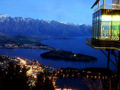 Skyline Restaurant ,紐西蘭 New Zealand
