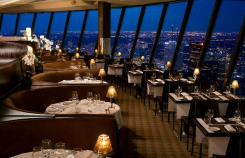 The Restaurant at the CN Tower,加拿大