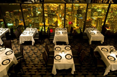 The Signature Room at the 95th,美國 (Chicago, USA)