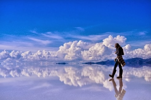 Reflective-salt-flats-in-Bolivia