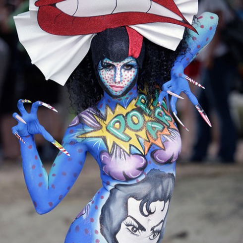 2014 World Bodypainting Festival-03