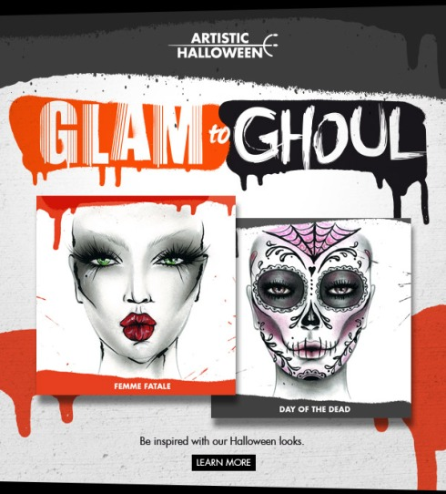 Glam to Ghoul 2014!
