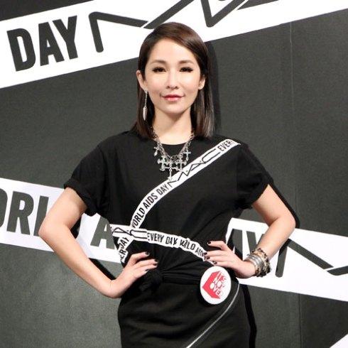 華人音樂時尚天后蕭亞軒化身公益大使,加入M·A·C 行列一同關懷愛滋