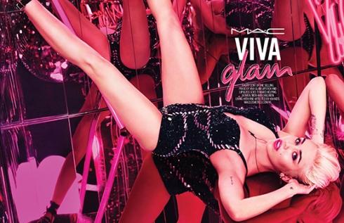 M·A·C Viva Glam x Miley Cyrus