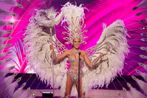 Miss Argentina 2014 - Valentia Ferrer