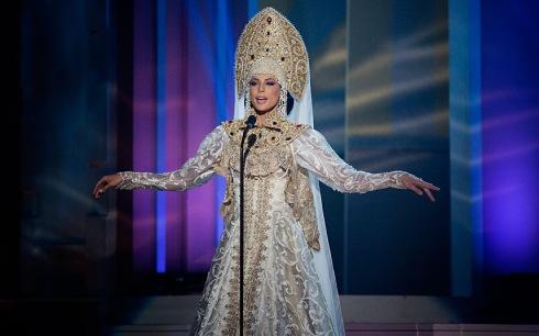Miss Russia 2014 - Yulia Alipova