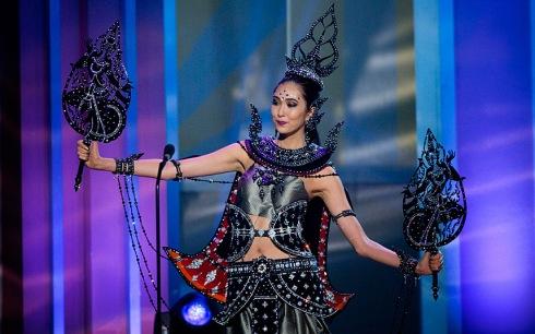 Miss Thailand 2014 -  Pimbongkod Chankaew