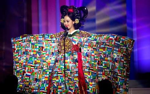 Miss Korea 2014 - Yebin-Yoo