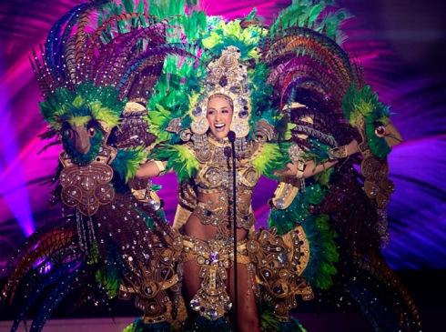 Miss Nicaragua 2014 - Marline Barberena