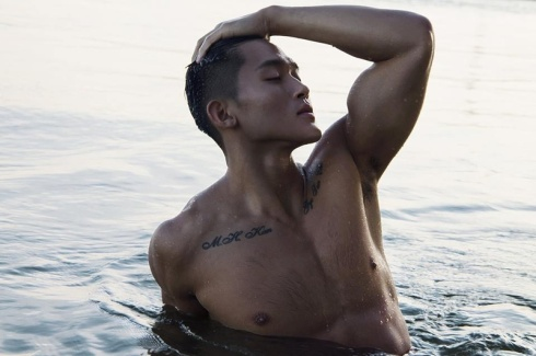 Justin Kim - The First Asian Male Contestant on 'America's Next Top Model'