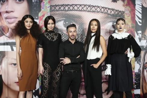 M.A.C 2015秋冬趨勢【TREND RECAP】重新打造美妝經典!