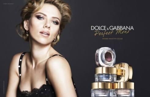 身為許多品牌彩妝系列幕後推手的Pat McGrath,也為Dolce & Gabbana的彩妝系列獻計。(圖/Dolce & Gabbana)