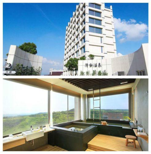 台中清新溫泉飯店 Fresh Fields Hotel 2