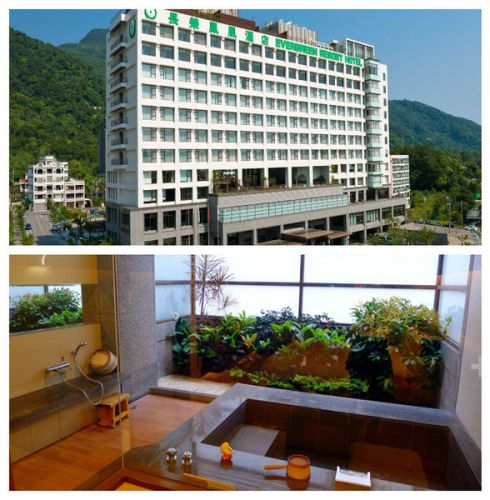 礁溪長榮鳳凰酒店 Evergreen Resort Hotel Jiaosi