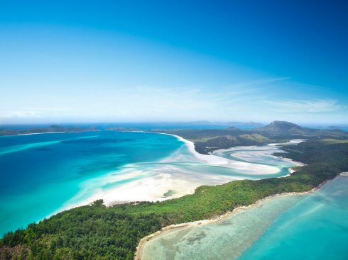 Great Barrier Reef & Whitsunday Islands, Australia
