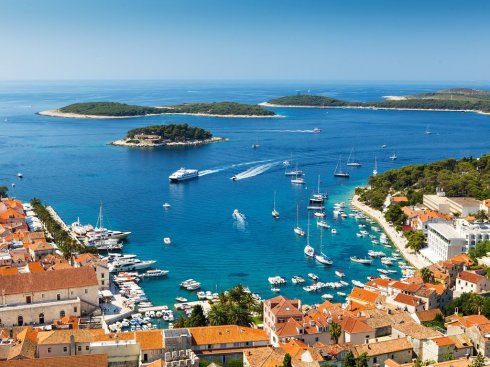 Hvar & Dalmatian Islands, Croatia