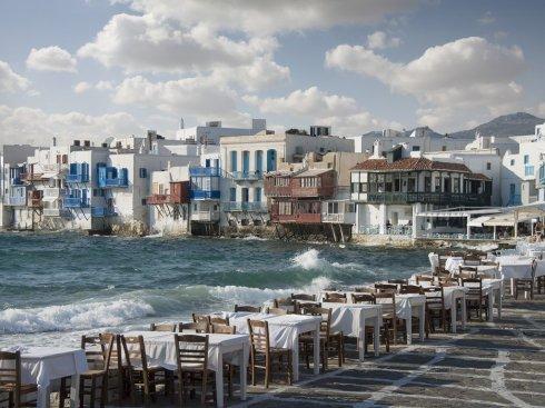 Mykonos-Greece-Getty