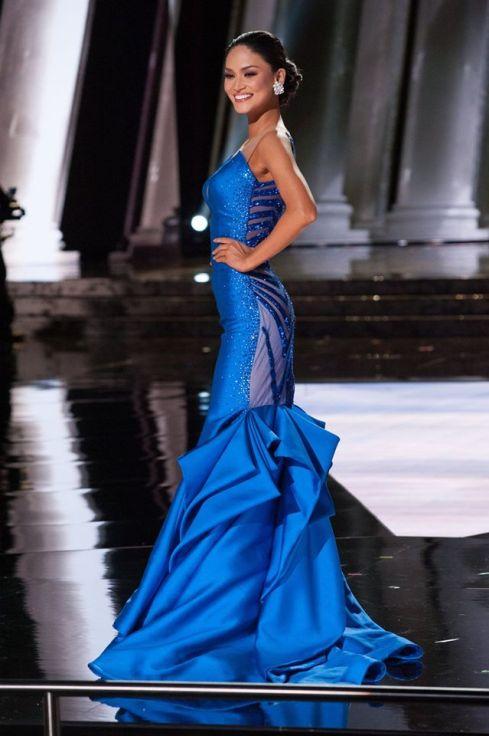 Pia Alonzo Wurtzbach, Miss Universe Philippines 2015-01