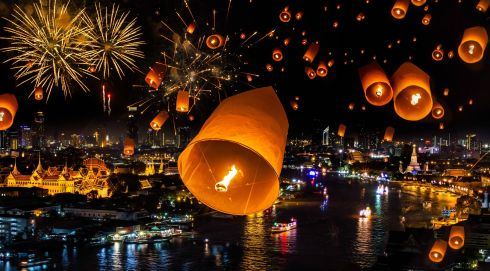 Thailand New Years