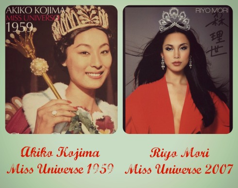 Japan Miss Universe-1