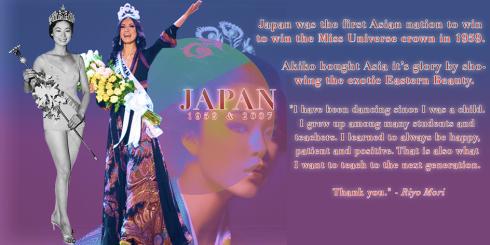 Japan Miss Universe-2