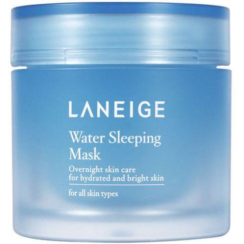 LANEIGE蘭芝睡美人香氛水凝膜淨亮保濕升級版