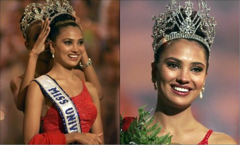 Miss Universe 2000 Lara Dutta of India