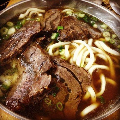 Lin Beef Noodle Soup