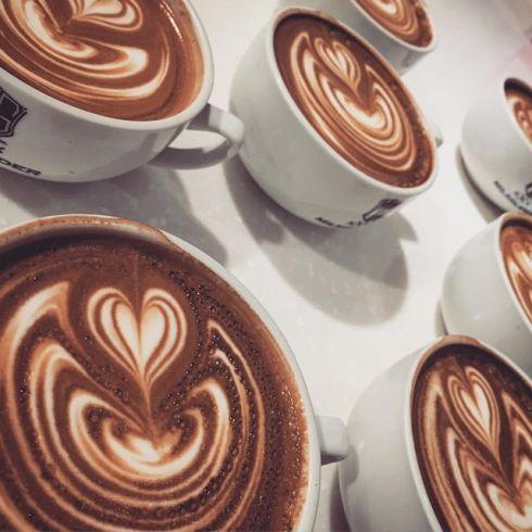 Milkglider Latteartist Unity