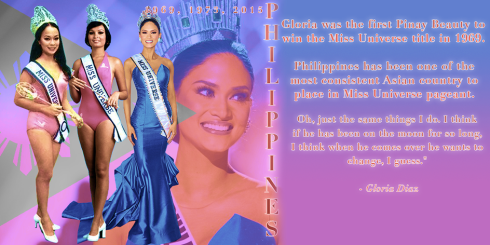 Philippines Miss Universe