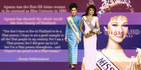 Thailand Miss Universe